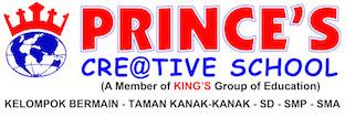 PRINCE'S Cr@tive School Logo